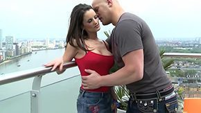 Naughty America, American, Aunt, Blowjob, Brunette, High Definition