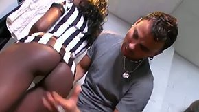 Woman Boy, Black, Black Ass, Black Old and Young, Changing Room, Cute