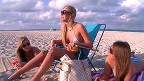 Trisha Uptown, Amateur, American, Audition, Babe, Beach
