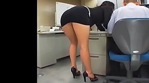 Office, 3some, Asian, Asian Orgy, Asian Swingers, Ass