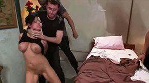 Ryan Driller, 3some, 4some, Assfucking, Banging, Bed