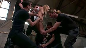 Christian Wilde, 3some, 4some, Banging, Blowjob, Double