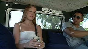 HD Rebecca More Sex Tube Young sandy colored bitch Rebecca is craving to have some fun to catch ride on Bang Bus so that babe accepts offer sex