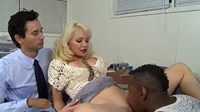 Aunt HD Sex Tube White MILF Margo Russo is spreading continued legs wide make known feeling how magic tongue of shaded complexion male Jon Jon starts playing with her cunt They do it at one time her