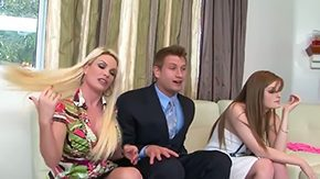 Faye, 3some, 4some, Adorable, Beauty, Cute