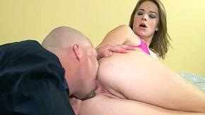 Sierra Miller, Babysitter, Ball Licking, Blowjob, Choking, Coed