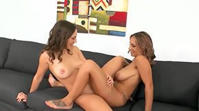 Lesbian Seduction, 3some, 4some, American, Barely Legal, Blowjob