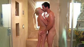 Bathroom, Ball Licking, Bath, Bathing, Bathroom, Bend Over