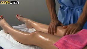 Oil Massage, Amateur, Banana, Beauty, Boobs, Cute