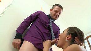 Secretary, 10 Inch, Adorable, Allure, Ball Licking, Big Ass