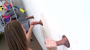 Jennifer Love, Ball Licking, Blowjob, Choking, Cum, Cumshot