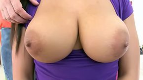 Downblouse, Ass, Ass Worship, Big Ass, Big Natural Tits, Big Nipples