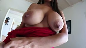 Downblouse, Babe, Ball Licking, Bend Over, Big Areolas, Big Ass