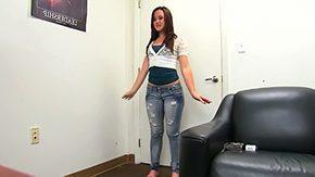 Izzy Ryder, Amateur, Audition, Backroom, Backstage, Beauty