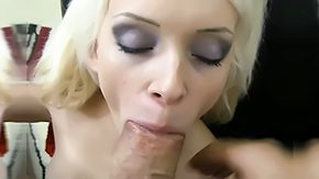 Dolly Spice, Ball Licking, Banging, Blonde, Blowjob, Choking