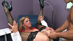 Shayla LaVeaux, Aunt, Ball Licking, Bend Over, Blowjob, Cumshot