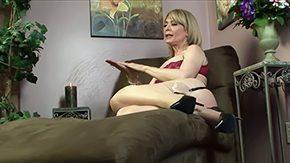 Lesbian Lingerie, Aged, Aunt, Bitch, Blowjob, Bodystocking