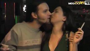 Girl Fucks Guy, Ball Licking, Banging, Big Tits, Blowjob, Boobs