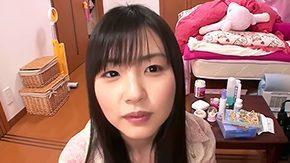 Hairy Cutie, Asian, Asian Teen, Beaver, Bedroom, Boobs