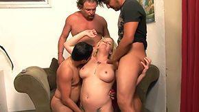 Jay Ashley, Aunt, Banging, Cougar, Gangbang, Granny Orgy