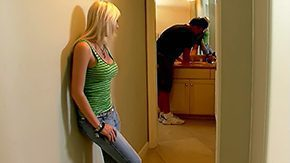 Shawna Lenee, Best Friend, Big Cock, Blonde, Blowjob, Friend