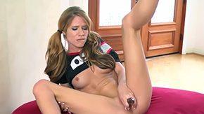 Bree Morgan, Allure, Big Cock, Big Pussy, Big Tits, Boobs