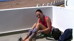 Something special, Ball Licking, Banging, Beach, Beach Sex, Blowjob