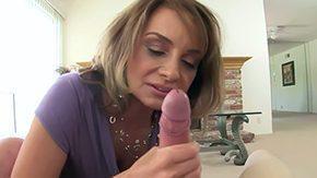 Winston Burbank, 10 Inch, Aunt, Ball Licking, Big Cock, Blowjob