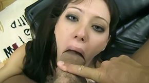 Strangled, Ball Licking, Barely Legal, Big Cock, Blowjob, Brunette
