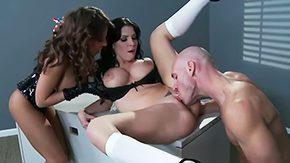 Madison Sins, 10 Inch, 4some, Ball Licking, Big Cock, Big Natural Tits