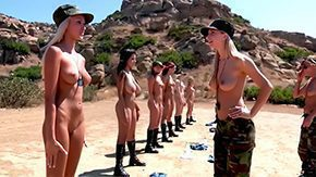 Military, Army, Ass, Ass Licking, Big Ass, Blonde