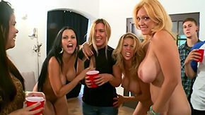 Charlee Chase, College, Dorm, Fucking, High Definition, Lesbian