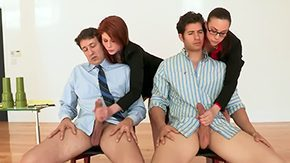 Brooklyn Lee, 10 Inch, 3some, Banging, Big Cock, Double