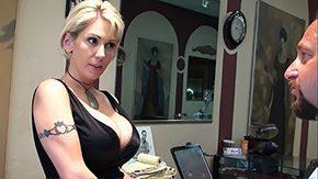 Mature Big Tit, Aunt, Big Cock, Big Tits, Blonde, Boobs