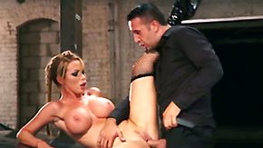 Nikki Benz, Banging, Bend Over, Big Natural Tits, Big Nipples, Big Tits