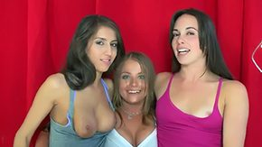 Bailey Bam, 3some, College, Dirty, Group, High Definition