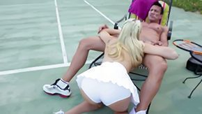 Marco Banderas, Ass, Ball Licking, Big Tits, Blonde, Blowjob