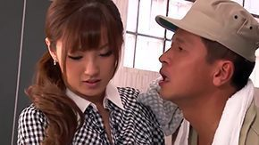Indonesian HD tube Innocent Tsubasa Amami gets her sexually weird pussy ravished by specific lusty strangers