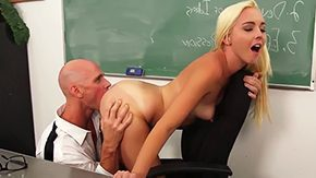 Ashley Stone, Ball Licking, Banging, Big Tits, Blonde, Blowjob