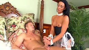 Housemaid, Ass, Bedroom, Bend Over, Big Ass, Big Cock