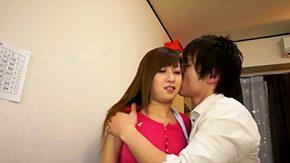 Hitomi, Asian, Ass, Ass Licking, Babe, Ball Licking