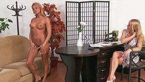 Ashley Bulgari HD porn tube Hot Ashley Bulgari is showing perverted Silvia Saint her sensational knockers snug shaved pussy