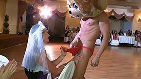 Dancing Bear, Aunt, Babe, Bride, CFNM, Club