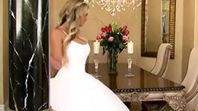 Bride, Ass, Aunt, Beauty, Bend Over, Blonde