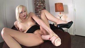 Ashley Jane High Definition sex Movies Blonde  Ashley Jane enjoys pounding her cum-hole with huge larger dildo