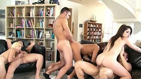 Swingers, 3some, 4some, American, Babe, Banging
