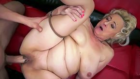 HD Sila tube Old blonde Sila was always lascivious chick contemporary she got titillating powerful cock between her twat