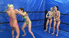 Girl Fight, Babe, Best Friend, Bimbo, Bombshell, Centerfold