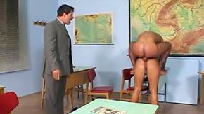 Anal Threesome, 3some, Anal, Assfucking, Bend Over, Blonde