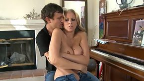 Julia Ann, Aunt, Ball Licking, Banging, Bed, Bitch